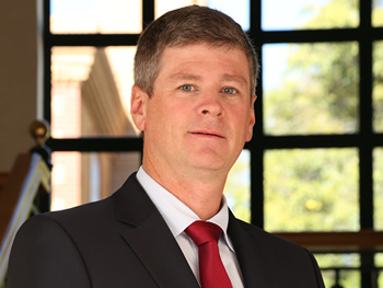Shaun Barendsen, HDS General Manager for sub-Saharan Africa