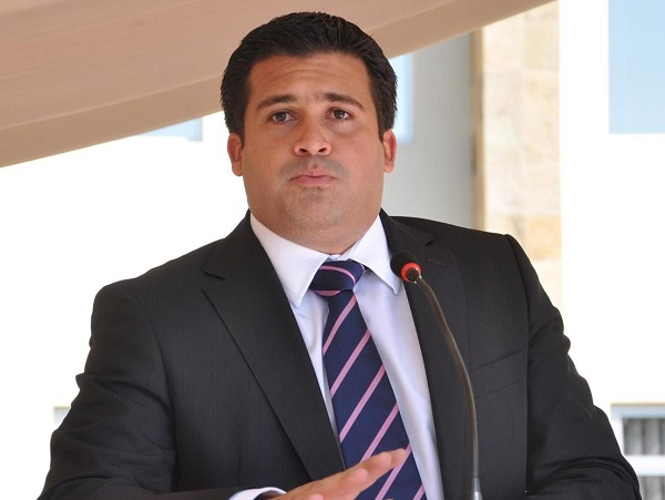 Rene Meza, Managing Director for Vodacom Tanzania,