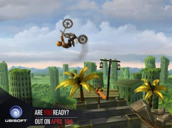 Trials Frontier has been downloaded more than 6 million times. (image: Ubisoft)