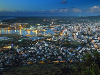 Mauritius – Africa's shining beacon of social and economic stability tops several polls as the safest place to put your finances (image: Wikimedia)