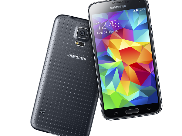 Samsung last night launched the Galaxy S5 into the local market (image: supplied)