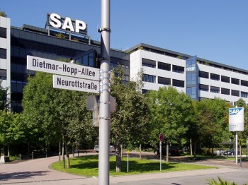 SAP today announced the decision of its Supervisory Board to appoint Robert Enslin and Bernd Leukert to the company's Executive Board. (image: file)