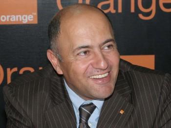 Orange Kenya chief executive officer (CEO) Mickael Ghossein (image: file)