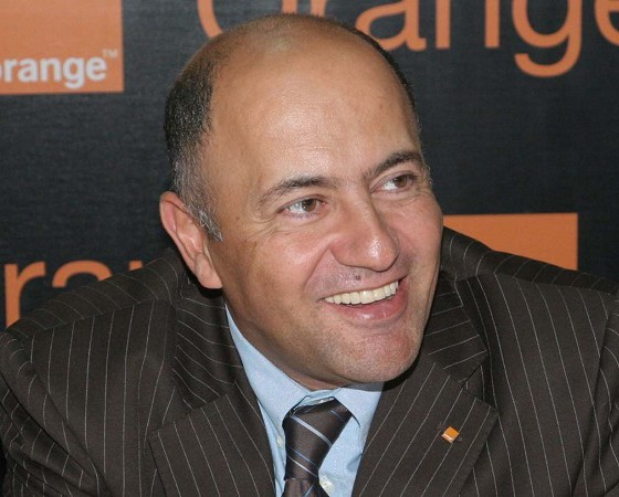 Orange Kenya chief executive officer (CEO) Mickael Ghossein (image: file)