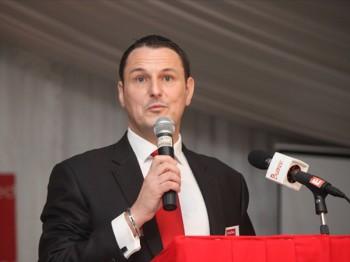 Yann Le Guen, Managing Director of YooMee Côte d'Ivoire (image: news.abidjan.net)