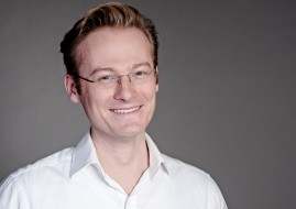 Managing Director of Lendico Dominik Steinkühler (image: supplied)