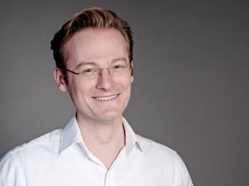 Managing Director of Lendico Dominik Steinkühler (image: supplied)