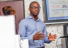 Bankole Cardoso, Co-founder and CEO of Easy Taxi Nigeria (image: file)