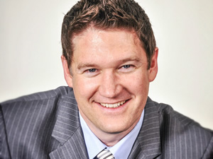 Merlin Knott, SAP Africa's Director of Business Analytics.