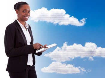 Approximately a third of enterprises in Kenya now view the implementation of cloud or expansion of existing cloud infrastructure as a key priority area for the future (image: Shutterstock)