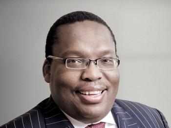BCX CEO, Benjamin Mophatlane