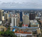 Nairobi, Kenya, where the AFIF awards will be held. (Nairobi skyline. Image source: Shutterstock.com)