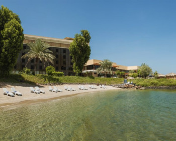 Booking service signs up Sheraton Djibouti. (image credit: Sheraton Djibouti)