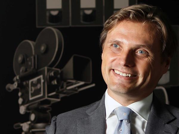 Fredrik Jejdling, Regional Head of Ericsson Sub-Saharan Africa
