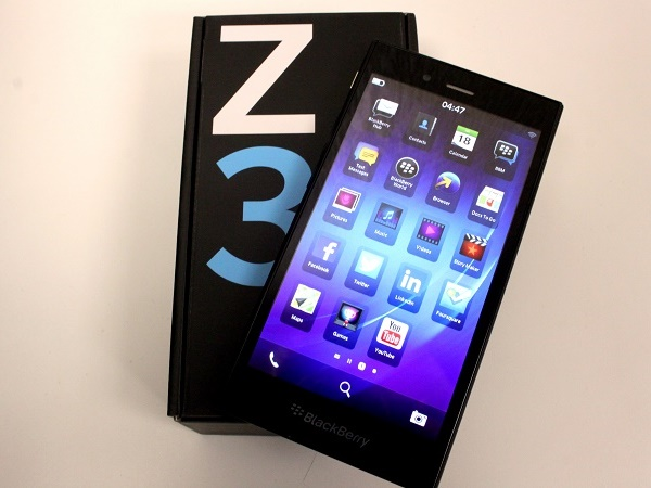 Blackberry z3 price in south africa