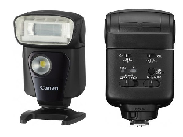 Canon 320EX Speedlite Review
