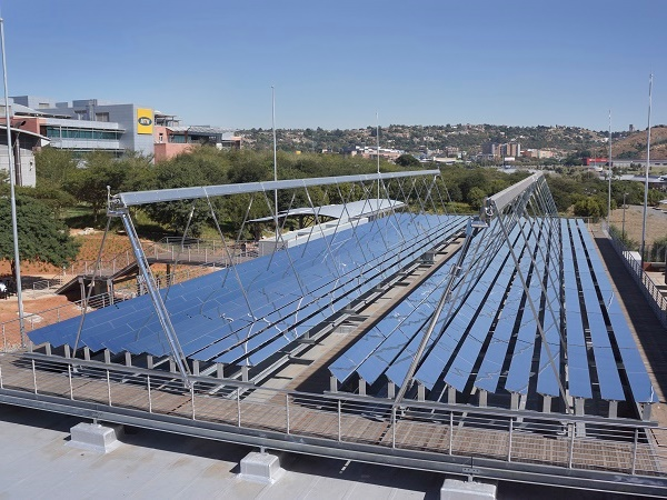 Africa's first Concentrating Solar Cooling System that will power ...