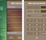 Phatisa IRR App