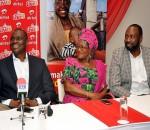 Touching Lives- Ogunsanya, Mrs. Azizat and Jibril