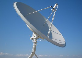 Satellite Dish VSAT
