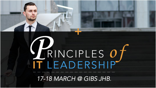 Principles of IT Leaders