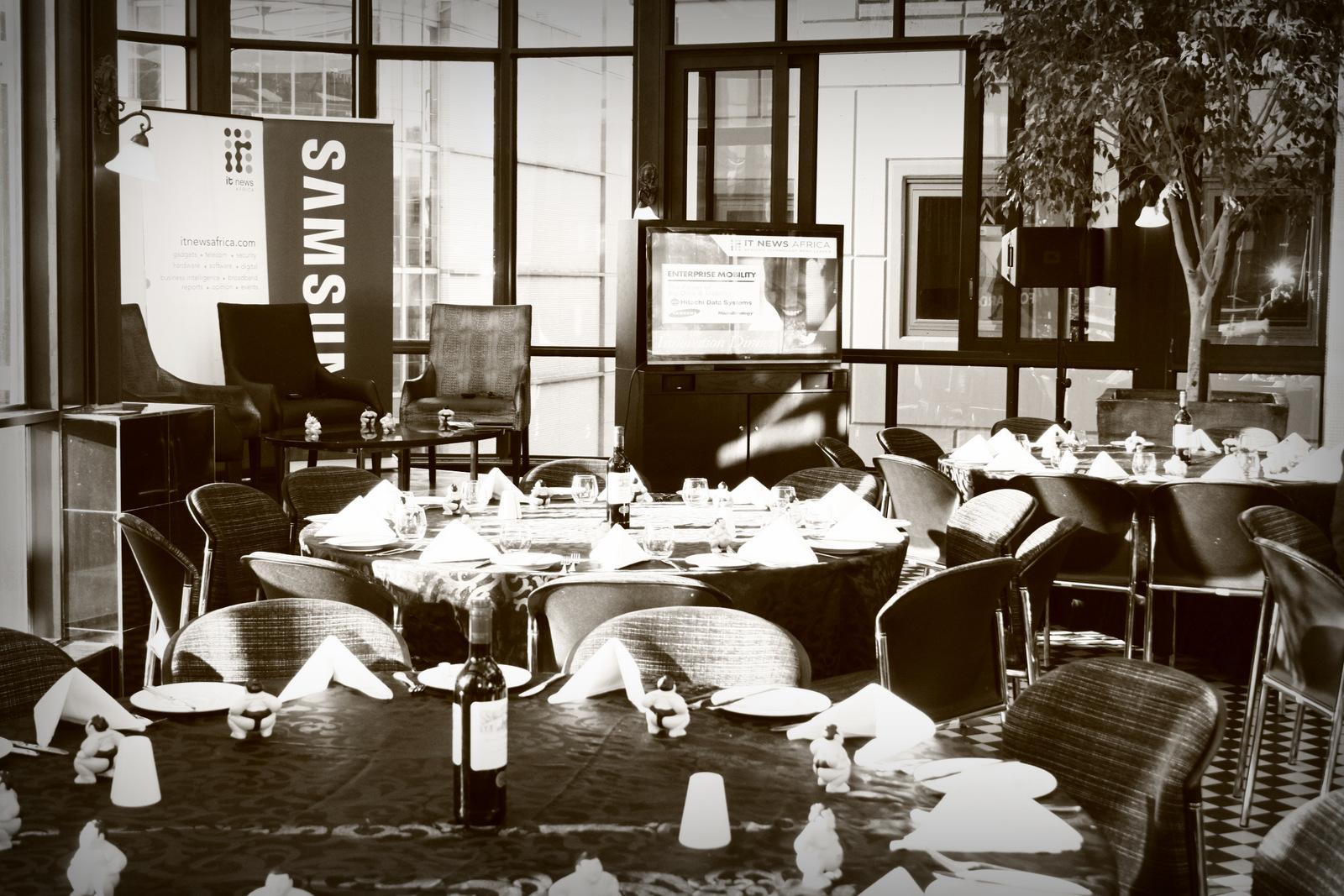 Innovation Dinner August 2014