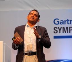 Vodacom's managing executive of m-Commerce Hemmanth Singh. (Image Credit: Darryl Linington).