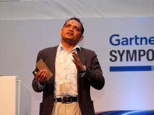 Vodacom's managing executive of m-Commerce Hemmanth Singh. (Image Credit: Darryl Linington).