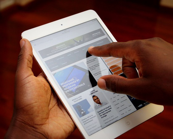 Get all the latest tech related stories from IT News Africa. (Image Source: Darryl Linington)