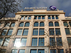 Alcatel Lucent offices (image credit: Panoramio)