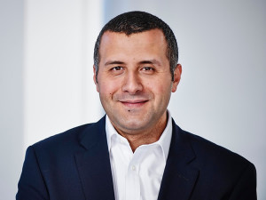Amr-Shady, CEO of TA Telecoms