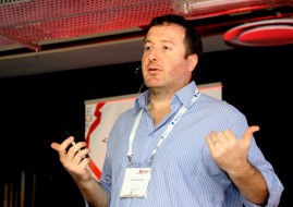 Gareth Knight, creator of Tech4Africa. (Image Credit: Darryl Linington).
