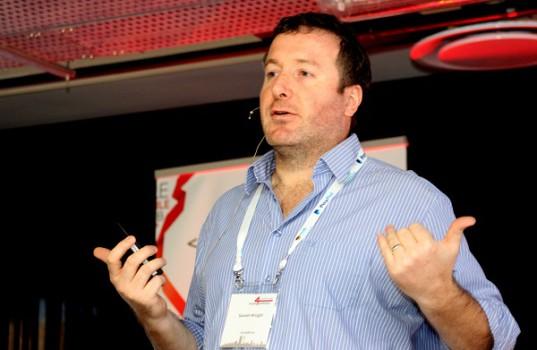 Gareth Knight, creator of Tech4Africa. (Image Credit: Darryl Linington).