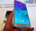 Samsung Galaxy Note 4. (Image Credit: Darryl Linington).