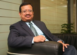 Manoranjan Mohapatra CEO, Comviva. (Image Source: http://www.mobileworldmag.com)