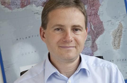 Nic Rudnick, CEO and founder Liquid Telecom Group at AfricaCom 2014.