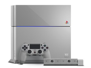 PS4 20th Anniversary console