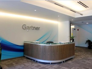 Gartner Reception