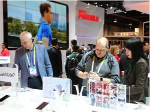 Huawei CES 2015