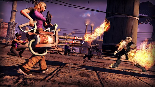 Saints Row IV Re-Elected Review (2)