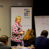 Gijima CEO, Eileen Wilton facilitating an IT News Africa workshop at GIBS Johannesburg.