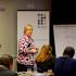 Gijima CEO, Eileen Wilton facilitating an IT News Africa workshop at GIBS Johannesburg.
