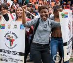 Anti-Xenophobia Peace March - Durban.