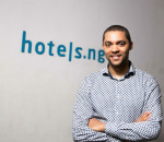 Mark Essien, Founder of Hotels.ng