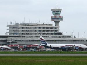 Murtala Muhammed international airport Lagos. (image credit: Ken Iwelumo)