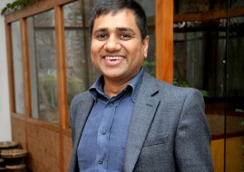 mbarish Gupta, Founder and Chief Executive Officer of Knowlarity.