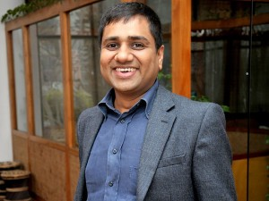 Ambarish Gupta, Founder and Chief Executive Officer of Knowlarity.