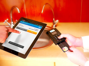 ZipZap from Paycorp is Microsoft's mPOS solution of choice. (image credit: zipzap)