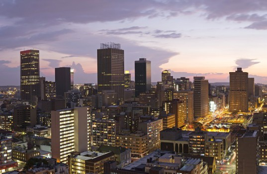 Johannesburg City Centre (Image Source: worldfortravel.com)