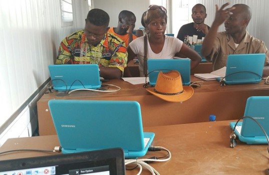 DRC digital village
